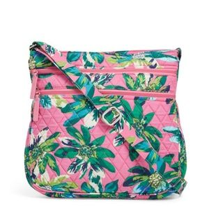 Triple Zip Hipster in Tropical Paradise NWT